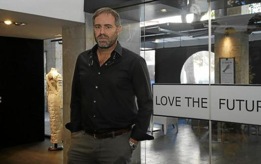Antonio Horrach, director general de las marcas HM Hotels y whala!hotels.