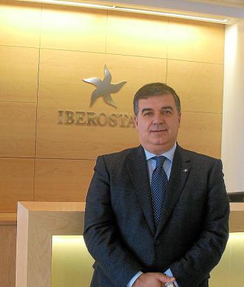 Xisco Martínez, director comercial para España, Italia y Cabo Verde de IBEROSTAR Hotels & Resorts.