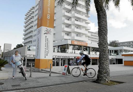 El sector hotelero se ha ido adaptando para cubrir las demandas del cicloturismo.