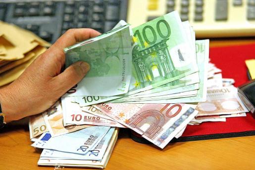 Imagen de billetes.