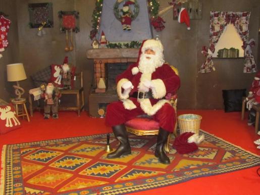 A partir del lunes, los niños podrán ir a El Corte Inglés a entregar sus cartas a Papá Noel.