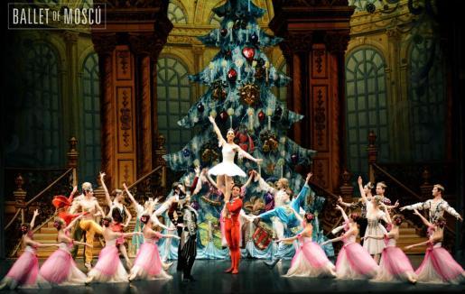 El Ballet de Moscú regresa a Mallorca con el clásico 'El cascanueces'.