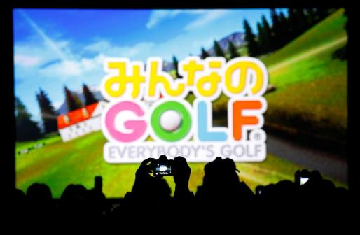 Algunos de los videojuegos más populares de Sony, como 'Everybody's Golf', darán el salto a las plataformas del iOS de Apple y Android de Google.