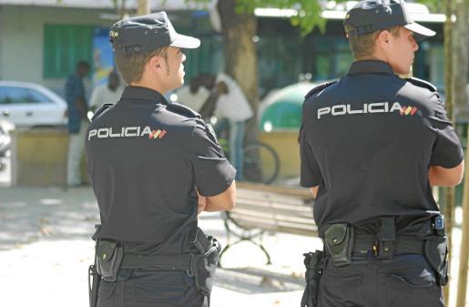 El responsable fue detenido por agentes del Cuerpo Nacional de Policía.