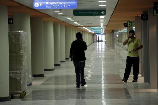 El hospital de Son Espases recibió a sus primeros pacientes externos esta semana.