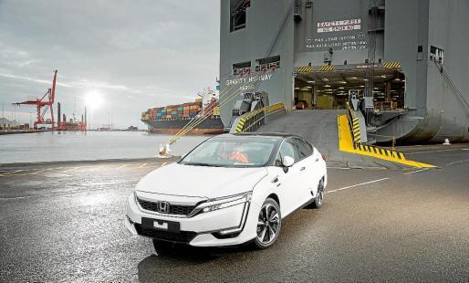 El automóvil sin emisiones más avanzado participará en el programa de la Unión Europea HyFIVE.