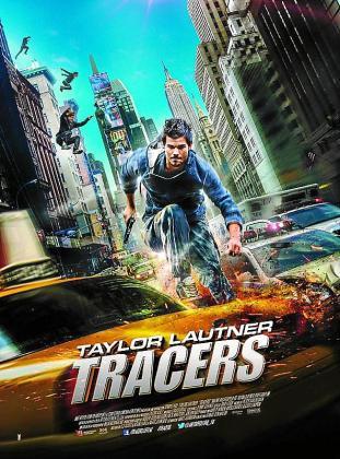 Cartel del film 'Tracers'.