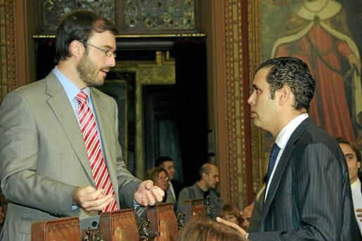 PALMA - POLITICA MUNICIPAL - PLENO DEL AYUNTAMIENTO DE PALMA