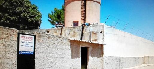 El Ajuntament d'Inca construirá una nueva tubería hasta el depósito de agua que se encuentra cerca del Serral de les Monges.