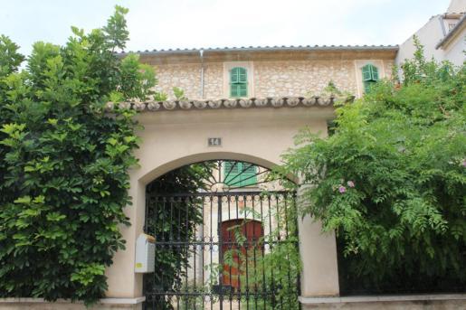 El convento de las trinitarias, deshabitado desde el año 2013.