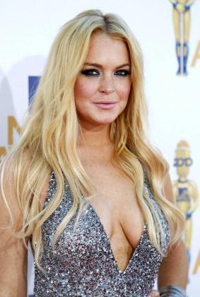 Lindsay Lohan iba a interpretar a una conocida actriz porno.