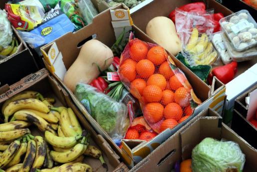 El Servicio de Seguridad Alimentaria ha advertido que no se deben consumir los alimentos que se hayan mojado y que no estén en envases herméticos.
