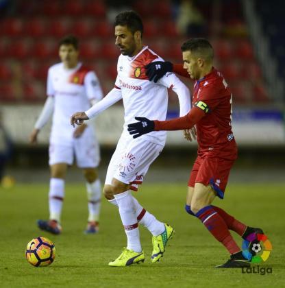 En la imagen, el RCD Mallorca jugando contra el Numancia.