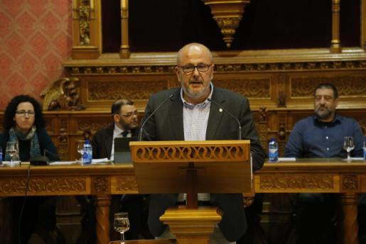 Miquel Ensenyat.