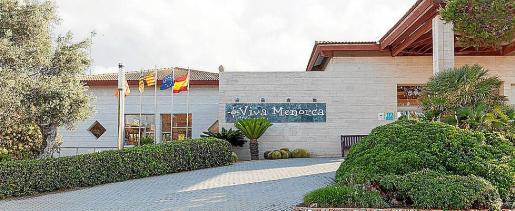 Establecimiento de la cadena Viva Hoteles en Menorca, que se suma a los otros 13 en Mallorca.