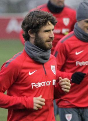 Fotografía de archivo del 28/02/2015 del jugador del Athletic Club Yeray Álvarez.