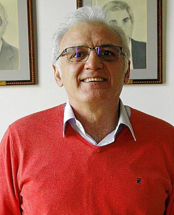 Guillem Roser, presidente del colegio.