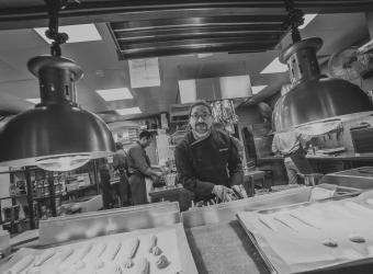 Adrián Quetglas Restaurant