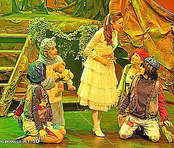 Imagen de Peter Pan, el gran musical.