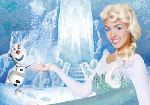 Rafel Brunet lleva su musical familiar 'Frozen' a Peguera.