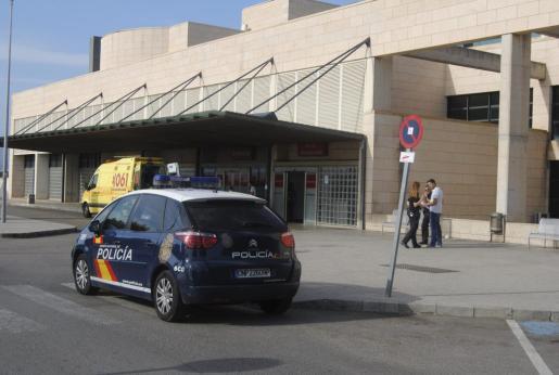El Grupo de Homicidios de la Policía Nacional se hizo cargo de la investigación.