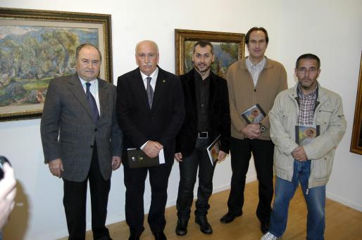 Joan Oliver, Nadal Torres, Xisco Mulet, Jaume Vila y Tomeu Torres.