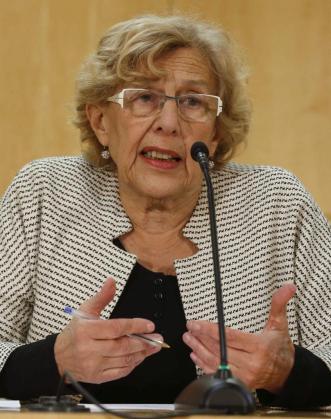 La alcaldesa de Madrid ha explicado los planes para la céntrica vía madrileña.