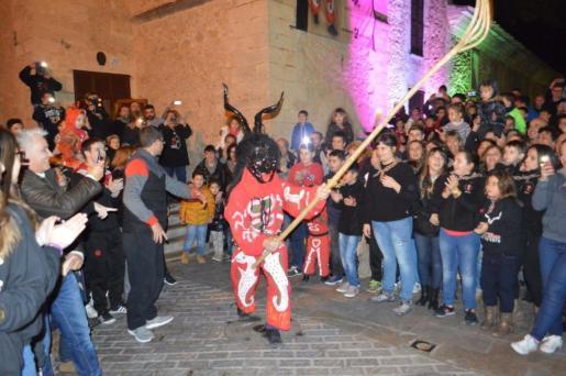 Fiestas de Sant Antoni en Son Servera.