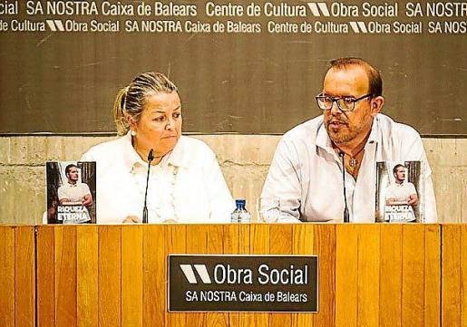 Manuela de la Vega y Juan Amengual Campins.