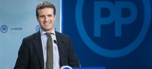 El vicesecretario de Comunicación del PP ha dado cuenta de los acuerdos del comité de dirección de los populares.