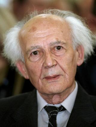 En la imagen, el sociólogo Zygmunt Bauman en los premios Príncipe de Asturias 2010.