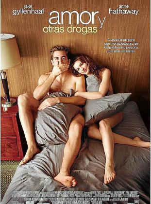 Cartel de la película 'Amor y otras drogas'.