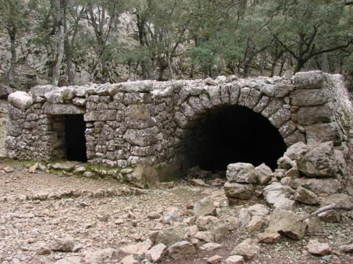 Toda la Serra de Tramuntana está salpicada por numerosos construcciones de 'pedra en sec'.