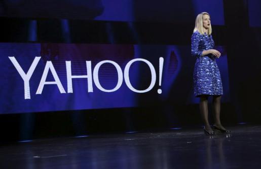 Marissa Mayer, actual directora de Yahoo.