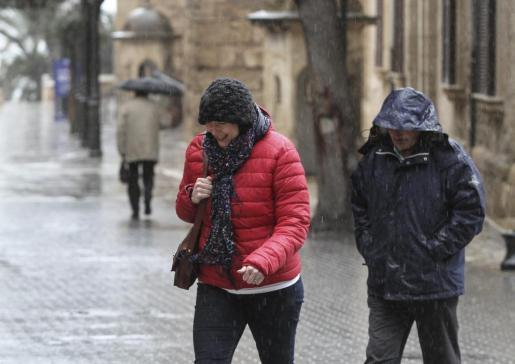 Los días más fríos y lluviosos serán el martes y miércoles de la semana que viene.