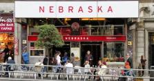 cafeterías Nebraska