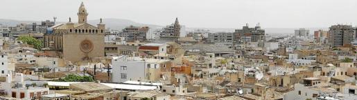 En el casco antiguo de Palma ha proliferado el alquiler turístico ilegal.