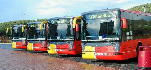 Transabús tiene ahora cerca del 50 % del tráfico regular en Mallorca.
