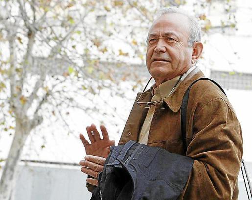 El juez instructor José Castro, en una imagen de archivo.
