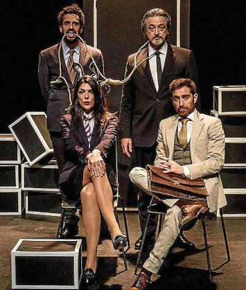 Imagen promocional de 'Famélica'.