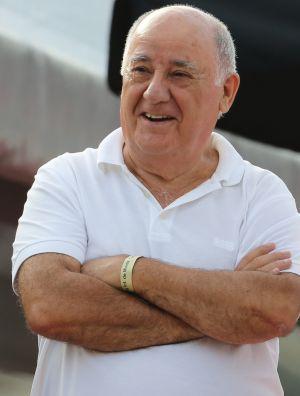 Amancio Ortega, fundador de Inditex, es uno de los ocho hombres más ricos del mundo que acumulan más riqueza que la mitad más pobre de la población mundial.