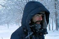 Una fotografía de Arturo Ruiz realizada durante el rodaje de 'El Destierro'.