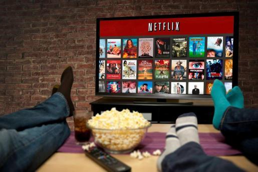 Casi la mitad de la audiencia de la plataforma de televisión por internet reside fuera de los EEUU.