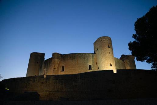 En la imagen, el Castell de Bellver.