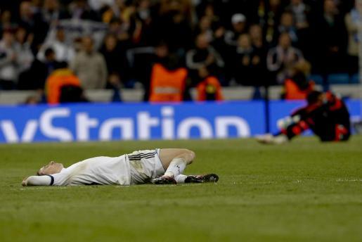 Imagen de archivo del mediocentro del Real Madrid, Luka Modric.
