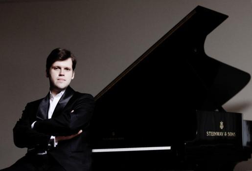 En la imagen, el pianista Andrey Yaroshinsky.