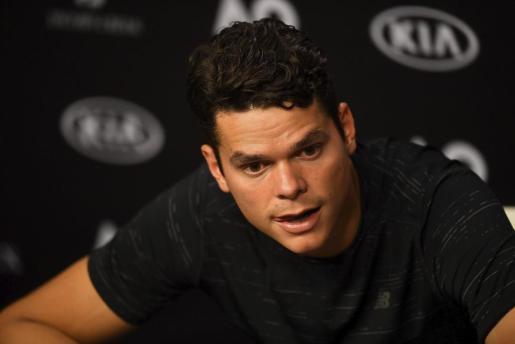 El tenista canadiense valoró en rueda de prensa el buen juego de su oponente.