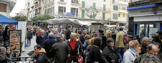El Ajuntament de Inca quiere dar un nuevo impulso al mercado semanal.