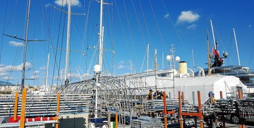Se destinarán 1,5 millones a crear el centro de formación profesional para la ocupación náutica.
