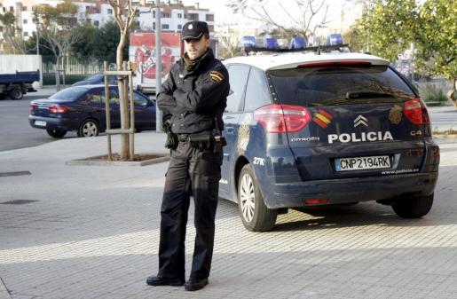 Los agentes detuvieron a los menores y los entregaron a sus padres.